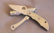 Spyderco ClipiTool Pocket Knife