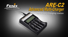 Fenix ARE-C2 Advanced Multi-Charger - DAMAGED