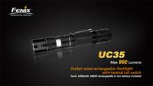 Fenix UC35 Rechargeable LED Flashlight - REFURB