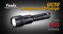 Fenix UC50 Rechargeable LED Flashlight - DISCONTINUED