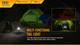 Fenix TK47 Dual-Purpose LED Flashlight Tent