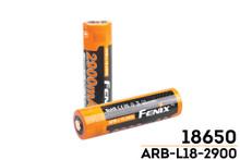 Fenix ARBL18 High-Capacity 18650 Battery 2900mAh - RETURN