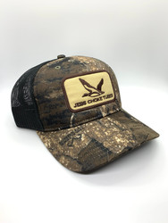 Realtree Timber with Black Mesh