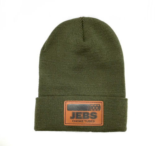 Military Green (w/ Leather Logo Patch)