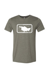 Topographical Turkey Tee
