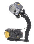 Sea&Sea DX-6G Adventrue Pack Compact Camera, Housing System Strobe System