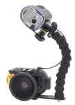 Sea&Sea DX-6G Pro Pac Compact Camera, Housing System Strobe System