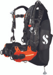 Scubapro Hydros PRO Mens Orange BCD