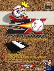 3X Pitching Velocity Development Kit for King of the Hill