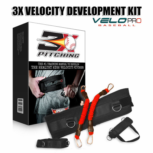 the revolutionary pitching velocity training strap Most young pitchers do not know what explosive pitching mechanics are most young pitchers do not use video analysis to correct mechanical flaws most young pitchers are undeveloped physically and lack the core and leg strength necessary to reach their top velocity.