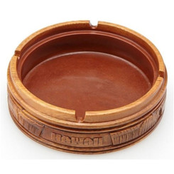Hawaii Acacia Wood Ashtray Hawaii 2 By 6 Inch