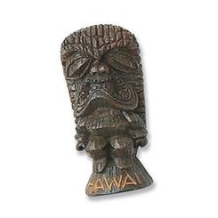 Hawaiian Souvenir Magnet Tiki