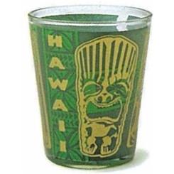 Hawaii Shot Glass Tiki #3