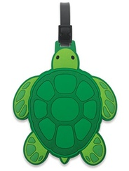 PVC Id Luggage Tag Honu Turtle
