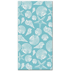 Seashells Beach Towel