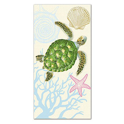 Hawaii Beach Towel Honu Turtle Voyage