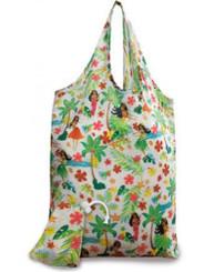 Hawaiian Island Hula Honeys Eco-Foldable Reusable Tote Bag