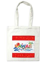 Cotton Tote Fun Hawai'I