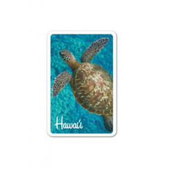 Hawaii Honu Turtle Playing Cards