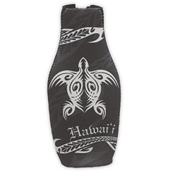 Tribal Honu Bottle Cooler