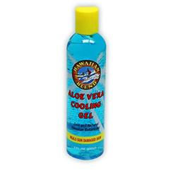 Hawaiian Blend Aloe Vera Cooling Gel 4 Pack 8 Oz. Each