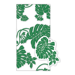 Hawaiian Candy Lei Kits 6 Pack Monstera Green