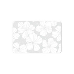 Hibiscus Chic Translucent Placemat Set of 4