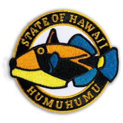 Hawaiian Patch Collection Humuhumunukunukuapuaa