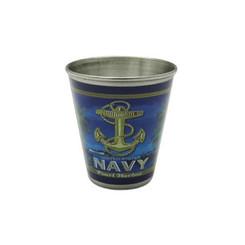 Navy Shot Glass 2 fl. oz.