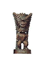 "God Of Money 7"" Tiki Figurine"