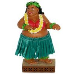 """Sweet Wahine Dashboard Doll 4"""""""