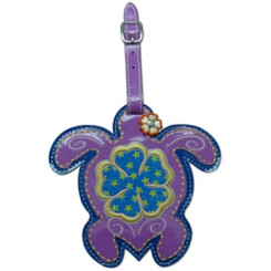 "Honu Luggage Tag 5"" X 5"""