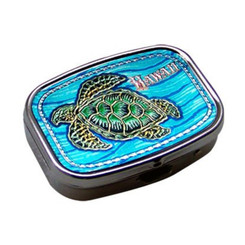 "Honus Pill Box 2.25"" X 1.5"""