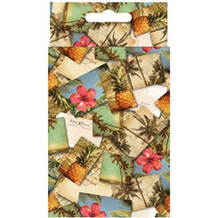 Hawaiian Playing Cards Post Card
