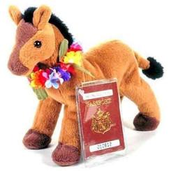 Hawaiian Pony Kainapu Plush Collectible Toy
