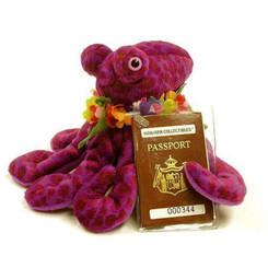 Hawaiian Octopus Wawaeponi Plush Collectible Toy