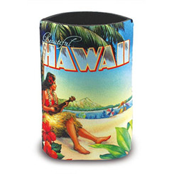 Vintage Hawai'I Can Cooler