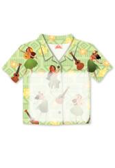 Value Pack 6 Aloha Shirt Stick 'n Notes Hula Hukilau