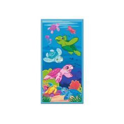 Honu Ohana Beach Towel