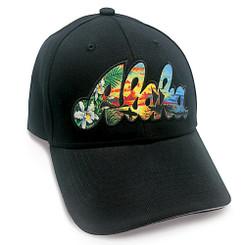 Hawaiian Aloha Baseball Cap Hat By Eddy Y