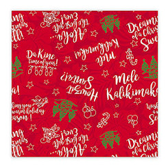 Local Kine Hawaiian Continuous Gift Wrap Paper 2 Rolls