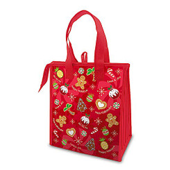 Hawaiian Holiday Small Insulated Lunch Gift Bag Delights