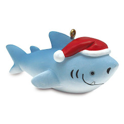 Hawaiian Shark Mano Niuhi Beach Sealife Ornament
