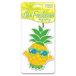 Automobile Car Air Freshner Pineapple Scent 2 Packs