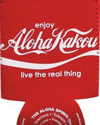 Hawaiian Can Coolie Aloha Kakou Spirit