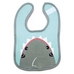 Keiki Kreations Baby Bib Shark Bites