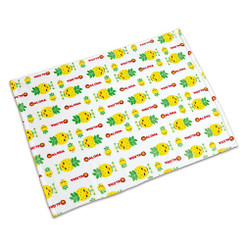 Keiki Kreations Baby Blanket Island Yumi Friends Pineapple Pals