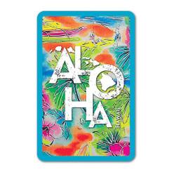 Welcome to the Islands 6 Decks Hawaii Playing Cards Tropical Aloha