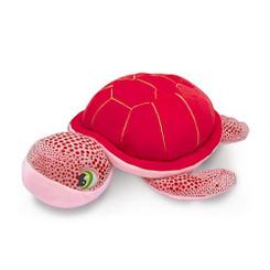 Keiki Kuddles Plush Toy Honu Turtle Pink