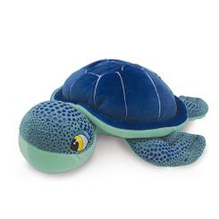 Keiki Kuddles Plush Toy Honu Turtle Blue